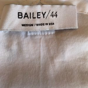 Bailey 44 Tops - Bailey 44 Classic White Top